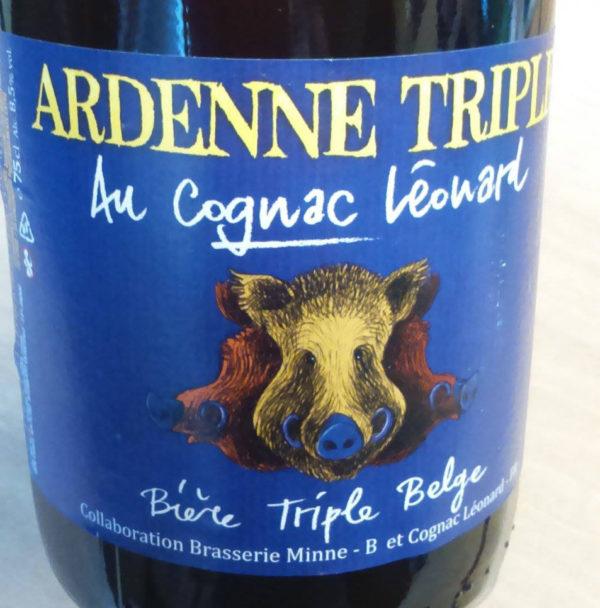 Bière au cognac