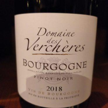 Bourgogne Les Verchères