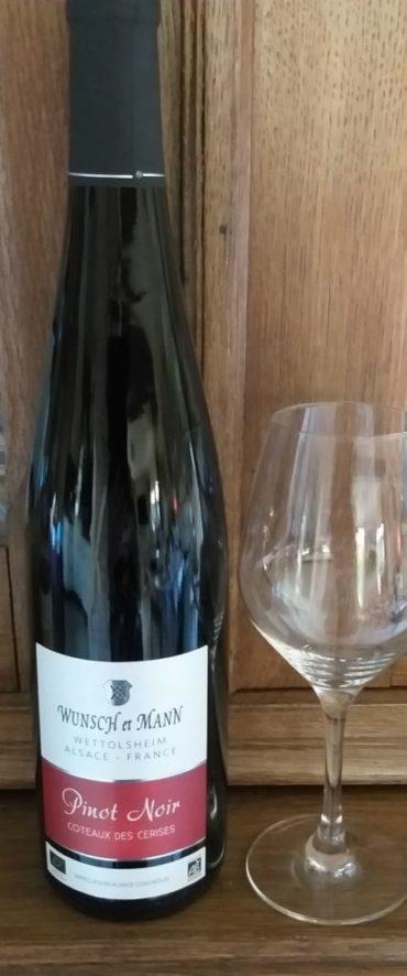 Pinot noir WMann